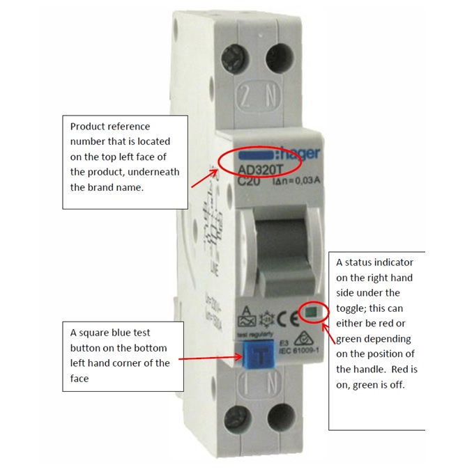 Electrical Safety Recall By Hager Mr Switch