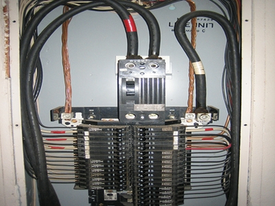 Wiring Panels on Residential Wiring Basics